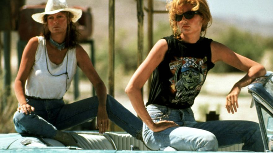 Thelma y Louise.