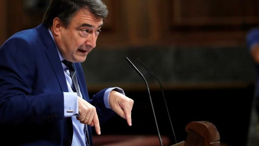 """El PNV pide a Sánchez """"hablar"""" de la gestión económica de la Seguridad Social"""