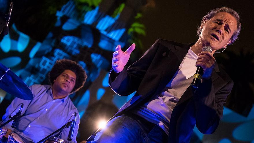 Totoì Noriega y Luis Morera, artistas invitados en la edición de de 2019 'Una noche en Artenara', finalmente suspendido.