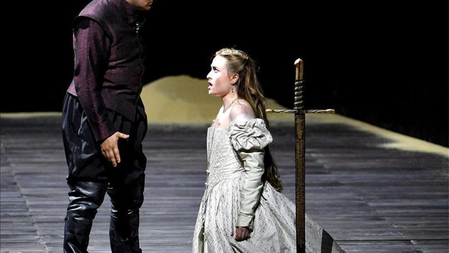 Benedikt sustituye a Antonenko como Otello en el Festival del Mediterráneo