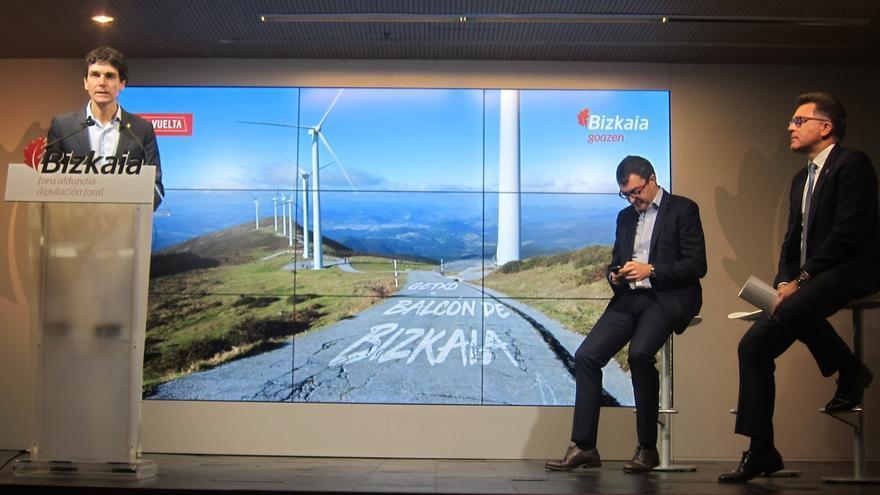 La Vuelta generará en Bizkaia un impacto económico de unos 300.000 euros por la pernoctación de la caravana ciclista