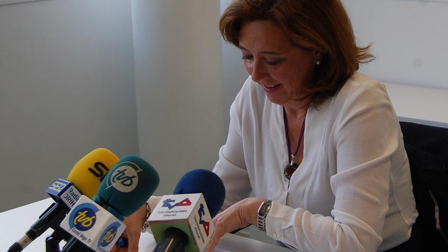 La popular María Gómez, nueva alcaldesa de Almoradí
