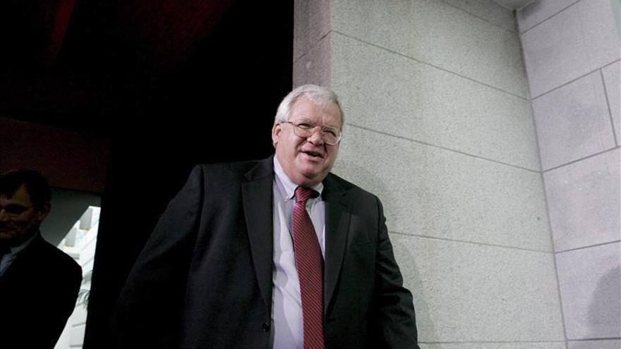 El expresidente de la Cámara baja de EE.UU. pagó para silenciar un escándalo sexual
