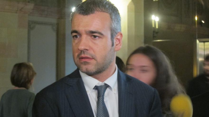 """El PSC ve """"incomprensible"""" la actitud de Fiscalía porque beneficia electoralmente a Mas"""