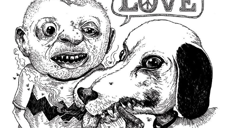 Carlitos y Snoopy, según Toni Millonaire