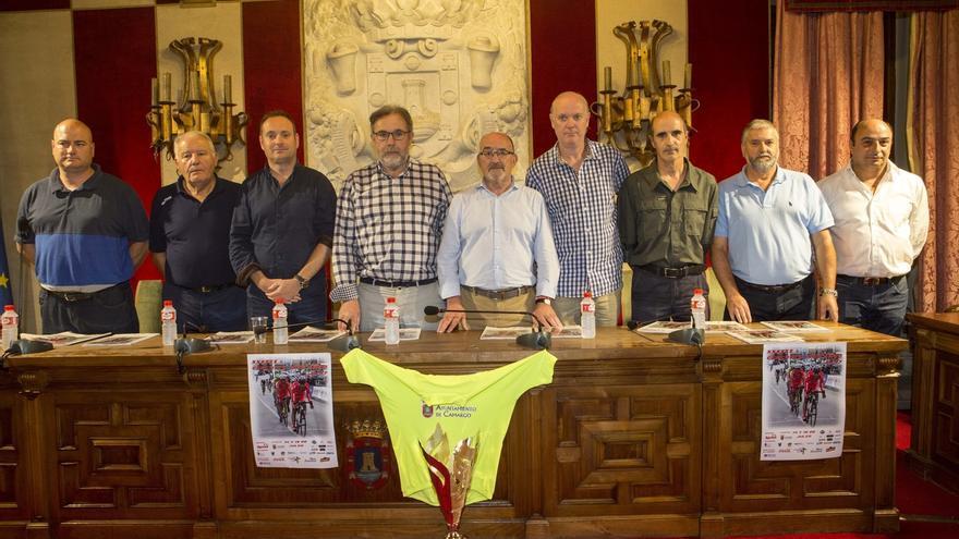 Más de 160 ciclistas participarán este fin de semana en el Circuito Cántabro
