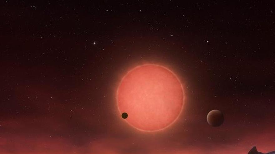 Descubiertos tres mundos potencialmente habitables similares a la Tierra