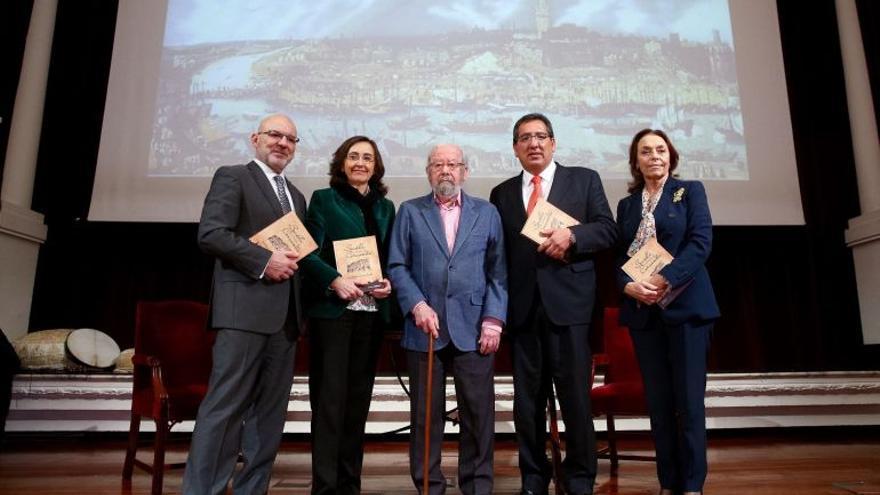 Es el primer volumen de la colección 'Ciudades andaluzas en la historia' editada por la Fundación Lara.