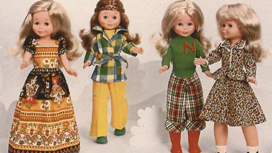 Las Nancy, de Famosa, nacieron para competir con Barbie