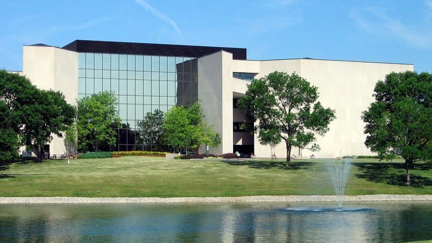 Sede de OCLC en Dublin (Ohio) (Imagen: cedida por OCLC)