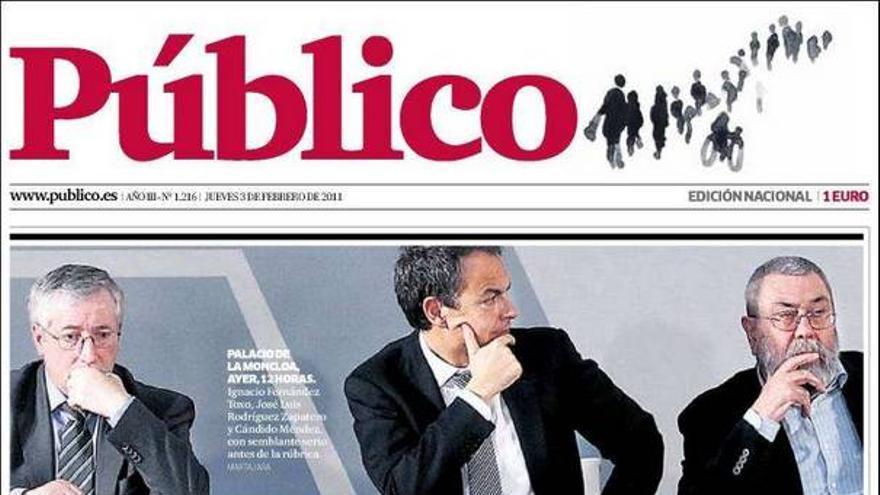 De las portadas del día (03/02/11) #9