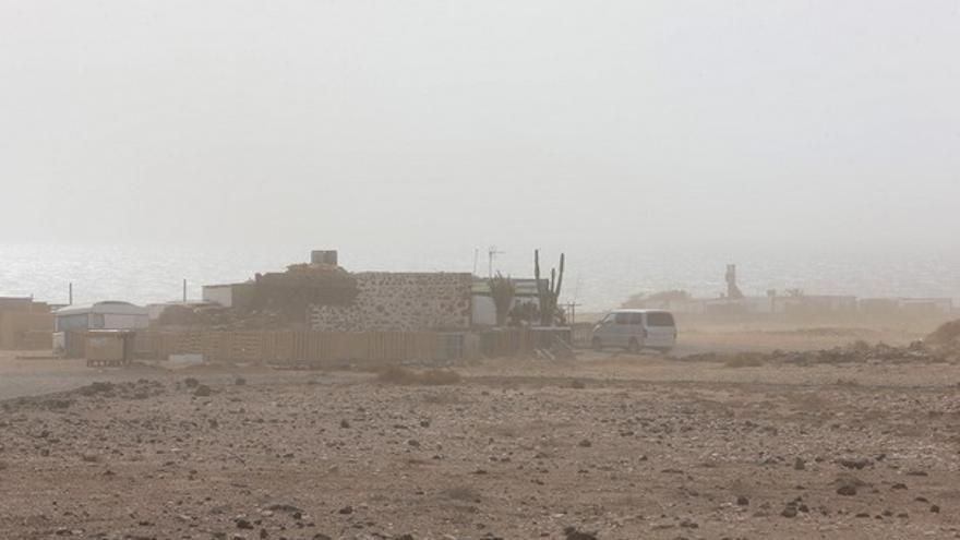 De la calima y el viento en Fuerteventura #3