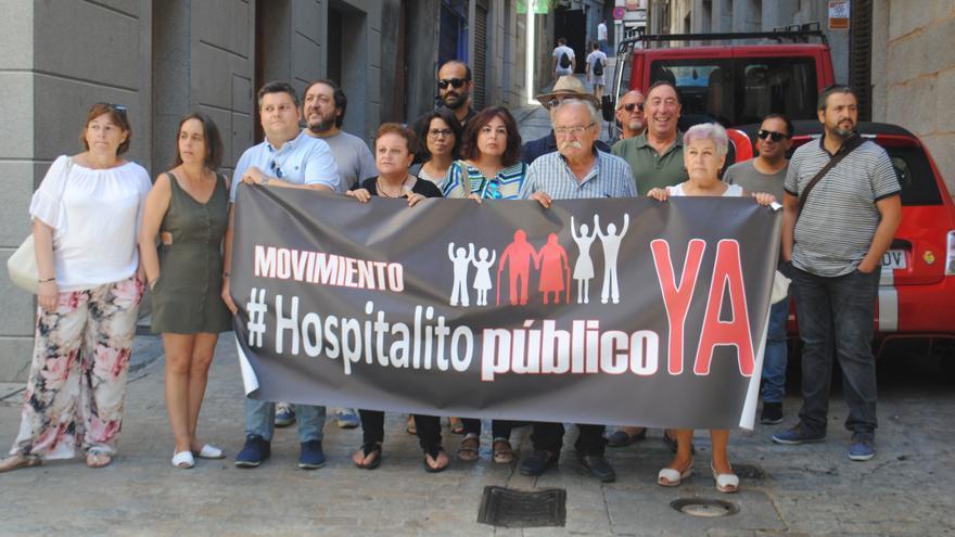 Hospitalito Ya reclama que tengan fondos en los presupuestos