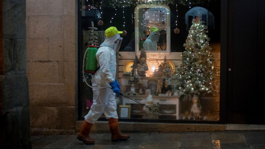 Galicia consolida la tendencia a la baja de casos activos y nuevos contagios