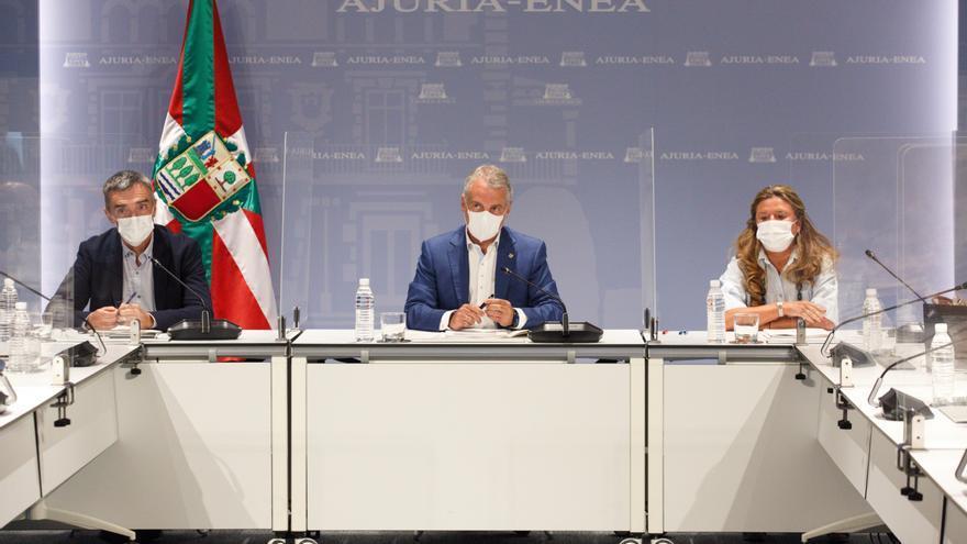 Euskadi mantendrá sus restricciones al menos una semana más