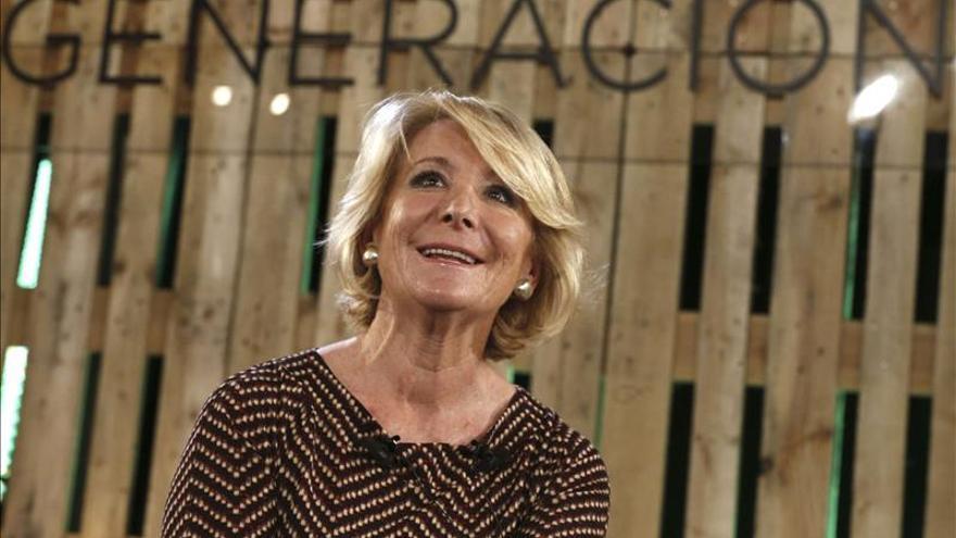 Gürtel infló más del doble el coste de la toma de posesión de Aguirre en 2007