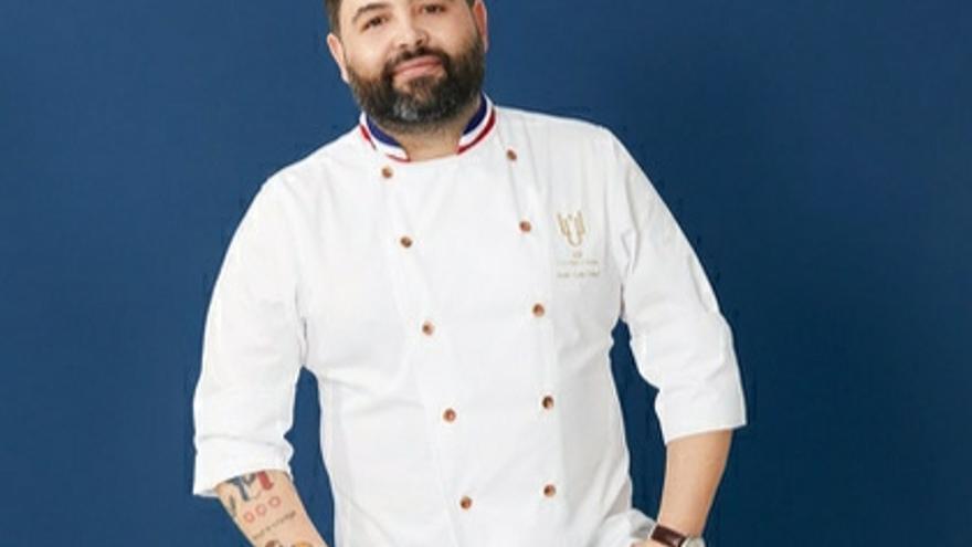 Juanlu Fernández, chef de 'Lú, Cocina y Alma'.