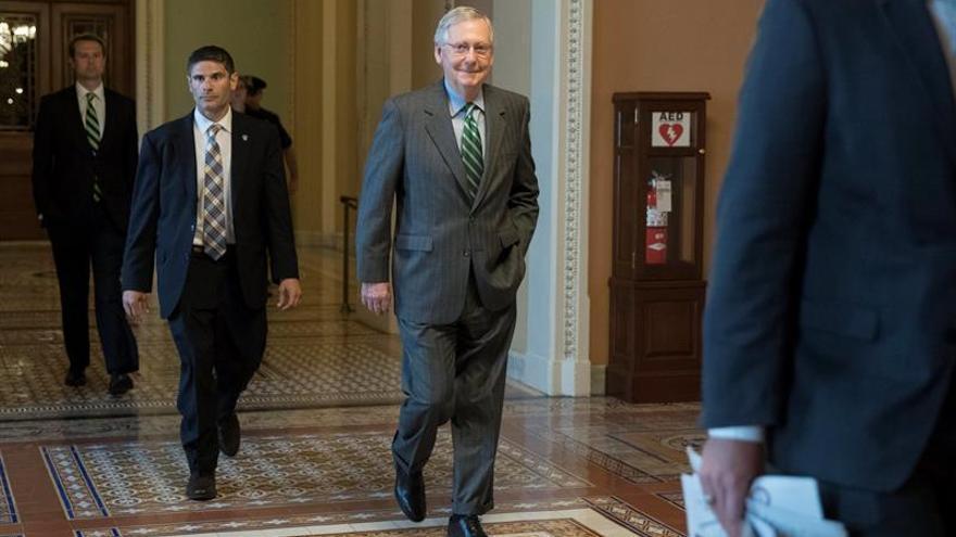 Polémico proyecto de ley sanitaria republicana recorta Medicaid y Obamacare