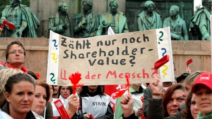 Los bancos recortaron 13.000 empleos en Alemania el año pasado