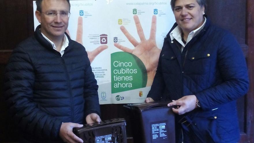 Sergio Rodríguez y Noelia García apoyan la campaña.