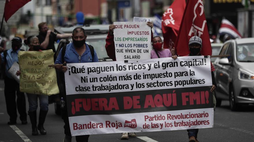 Diálogo amplio e inclusivo, el gran reto de Costa Rica ante la crisis económica