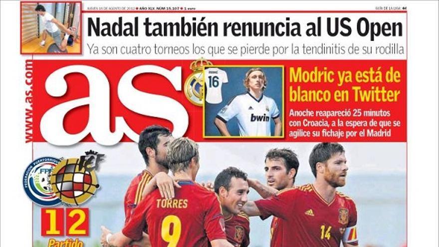 De las portadas del día (16/08/2012) #13
