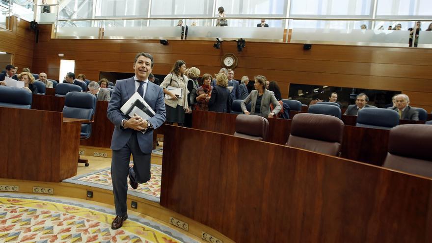 """González, orgulloso de contribuir a que Madrid sea la comunidad a la que """"miran con envidia el resto de las regiones"""""""