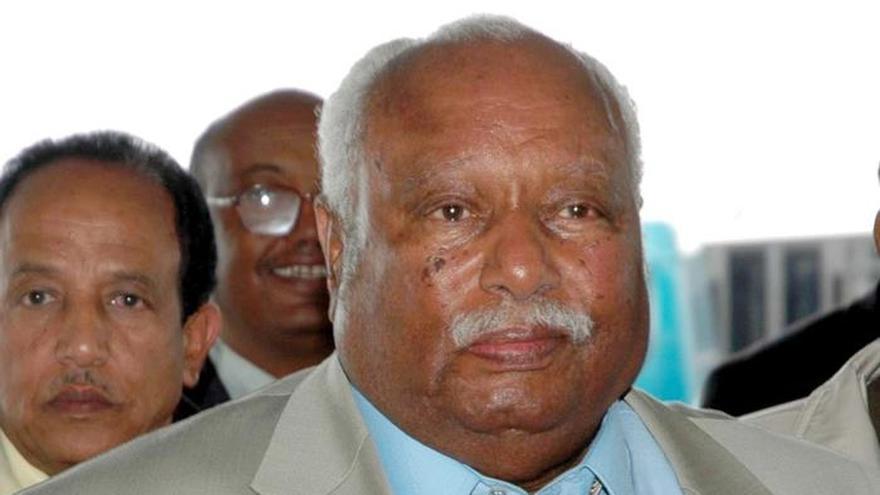 Fallece el expresidente de Etiopía Girma Wolde-Giorgis