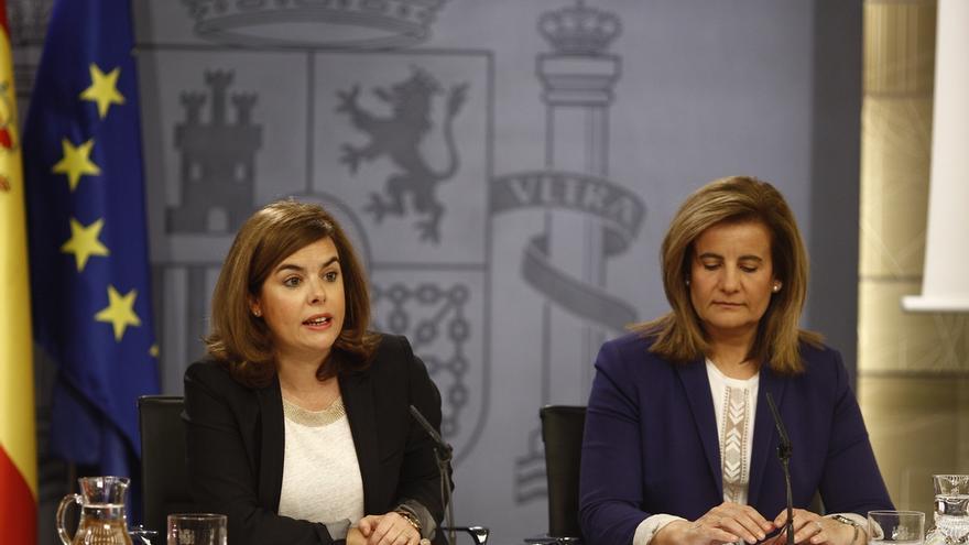 Santamaría vuelve a defender a Soria de las críticas de CyL y pide que cada uno analice su propia situación