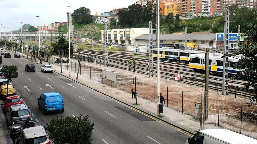 Proponen adjudicar por 375.000 € la urbanización de la I fase de la integración ferroviaria