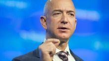 Jeff Bezos, consejero delegado de Amazon y dueño de The Washington Post