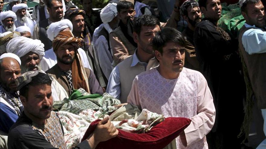 Mueren cuatro insurgentes por un dron en la frontera entre Pakistán y Afganistán