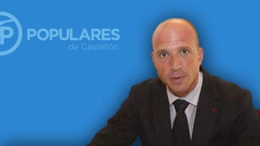 El exalcalde de Nules procesado por prevaricación, Mario García.