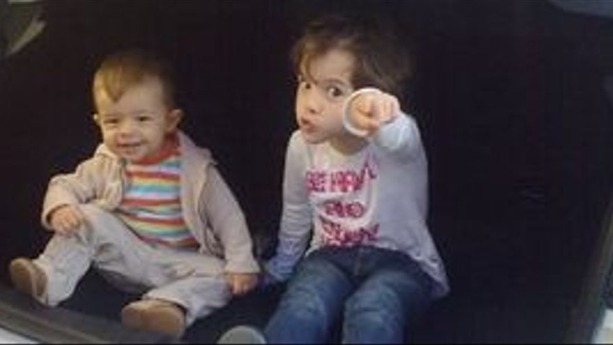 Los menores Ruth y José. (EUROPA PRESS)
