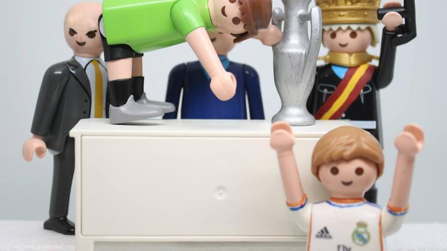 I love Copa del Rey