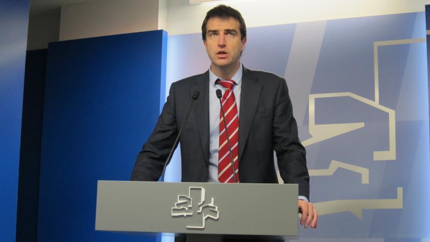 """UPyD denuncia la """"pasividad"""" del PP ante el posible nombramiento de Goioaga como senador"""