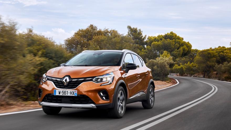 El nuevo Renault Captur crece en altura y anchura, ganando en presencia y atractivo.