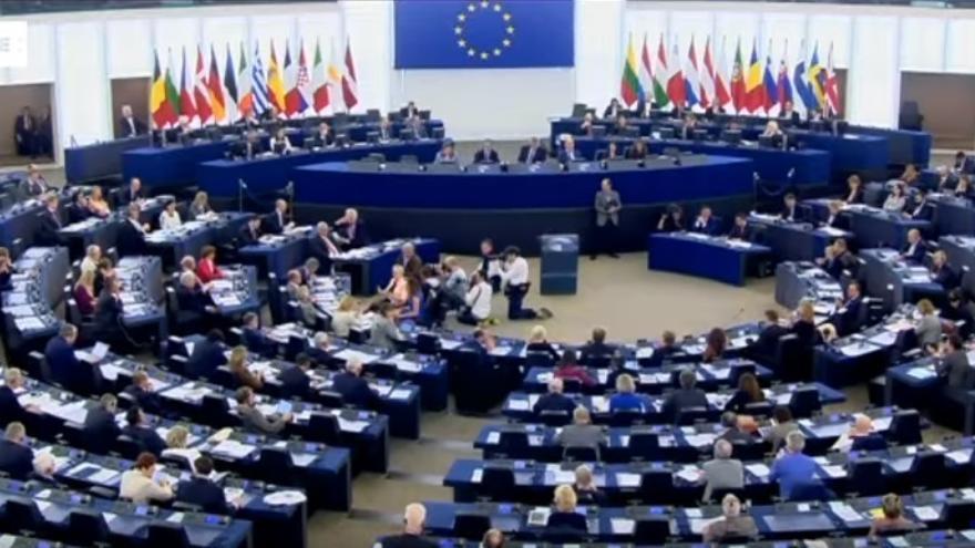 La Eurocámara avisa de que no ha autorizado a ningún eurodiputado a observar ni a valorar en su nombre