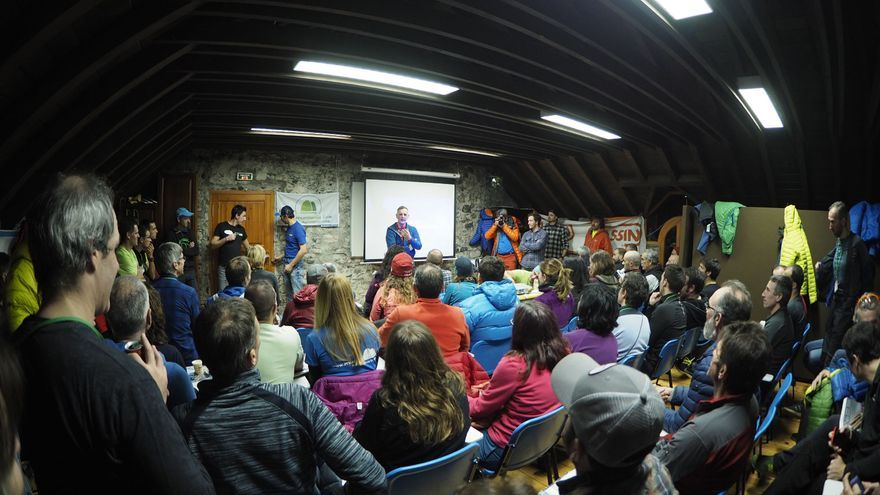 Muntania Skimo Weekend.