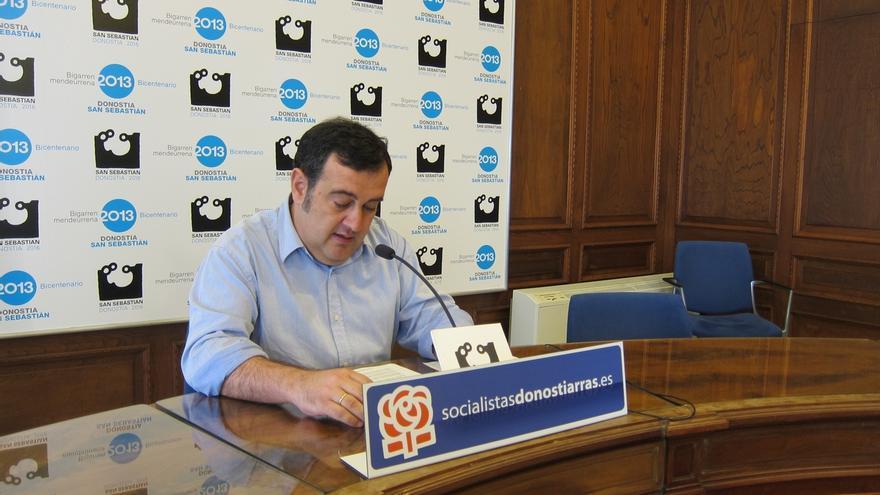 Gasco (PSE-EE) logra el aval del 82% de los militantes socialistas de San Sebastián