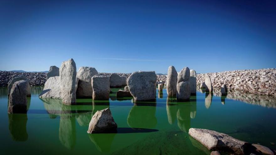 El conjunto megalítico de Guadalperal (Cáceres): entre el agua y la tierra