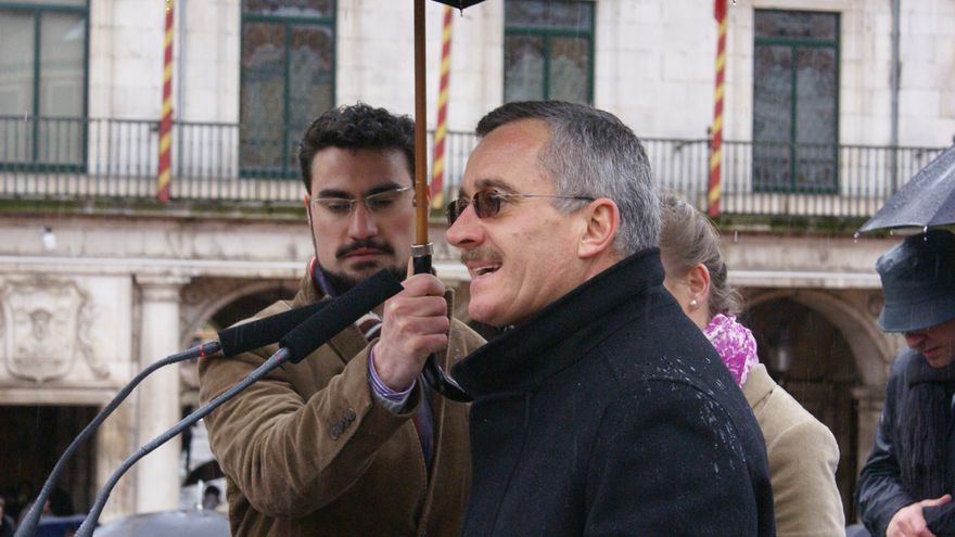 """González llama a reforzar el mensaje del PP y sus """"señas de identidad"""" ante el partido de Ortega Lara"""