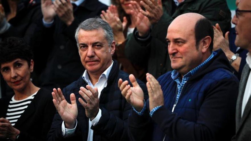 """Ortuzar: """"El debate dejó claro que los vascos les importamos un carajo"""""""