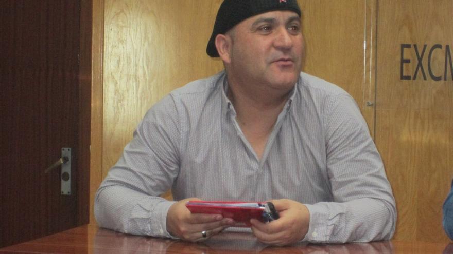 El SAT inicia una campaña de recogida de firmas pidiendo el indulto para Andrés Bódalo