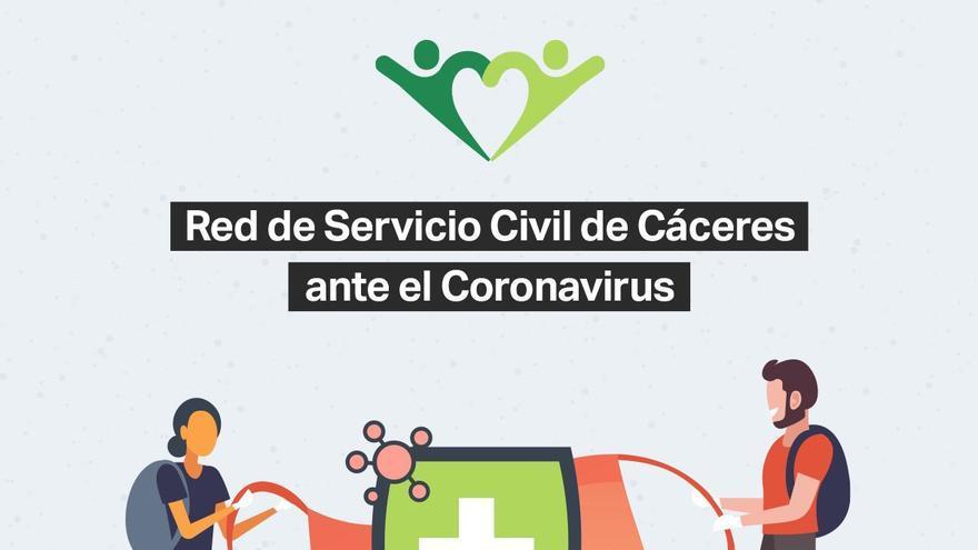Red-Cor Red de Servicio Civil de Cáceres