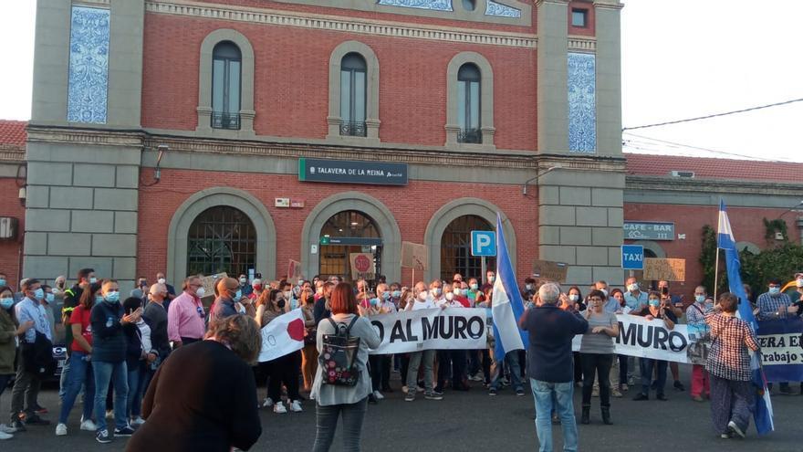 Arrecian las protestas que reivindican un modelo de tren que vertebre Castilla-La Mancha