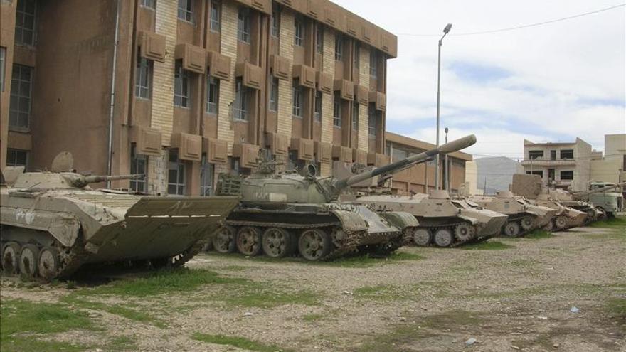 Los kurdos luchan contra el olvido de la tragedia de Anfal