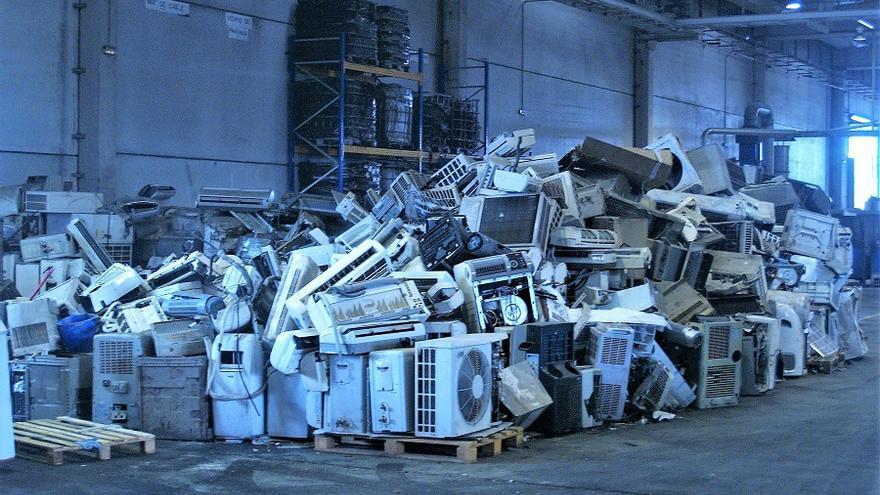 La Región es la segunda comunidad autónoma en la que más aparatos eléctricos y electrónicos se reciclan