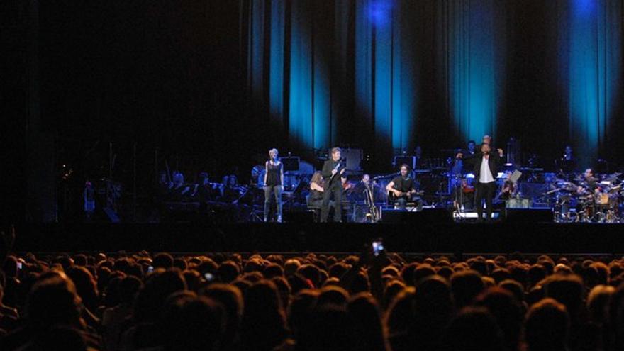 Del concierto de Sting #17