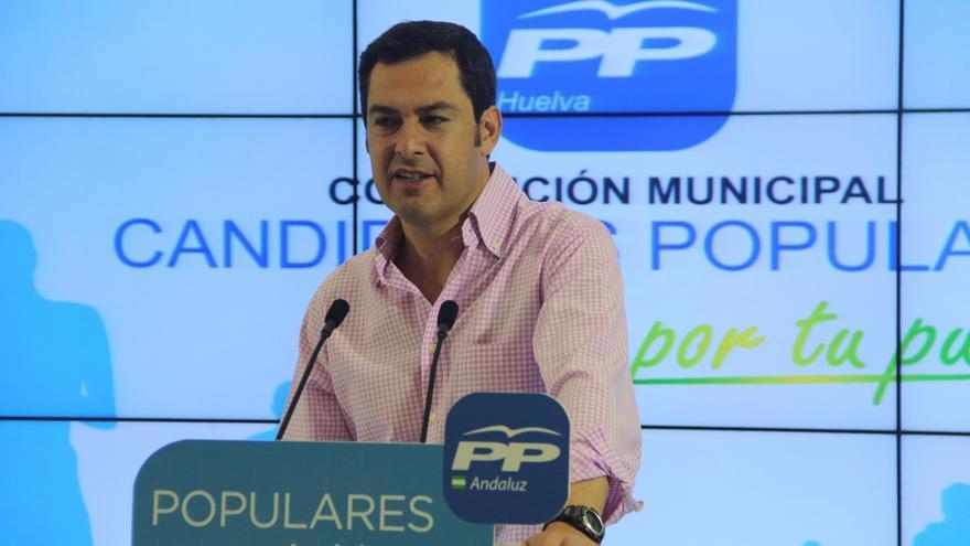 """Moreno (PP-A) aboga por crear """"una gran alternancia"""" y devolver """"a los andaluces el orgullo de ser andaluces"""""""